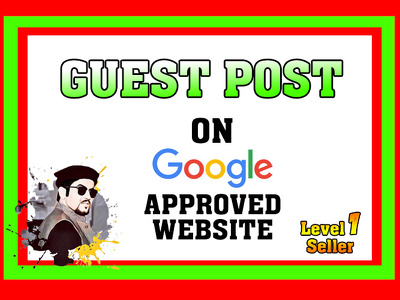 Guest post on google approved web site authentic 1