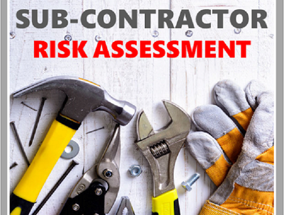 Write your Risk Assessment