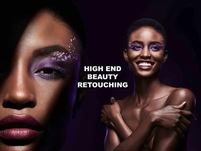 Professional photo retouching, beauty photoshop editin (2photo)
