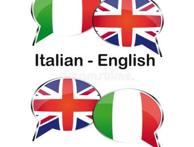 Translate English- Italian