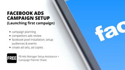 Facebook Ads Campaign Setup