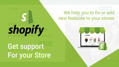 Maintain and update your shopify store