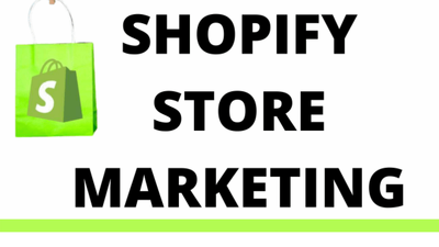 Run ROI sales shopify marketing and shopify store promotion