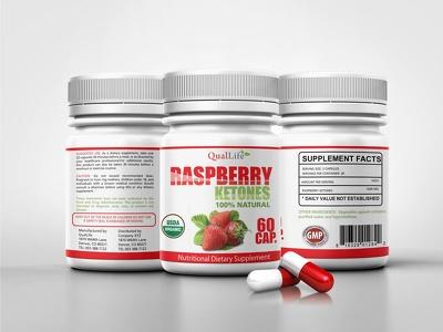 Design supplement product label
