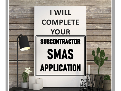 Complete your SMAS Accreditation application