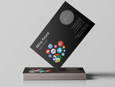 Design a creative business card to meet your tight deadlines