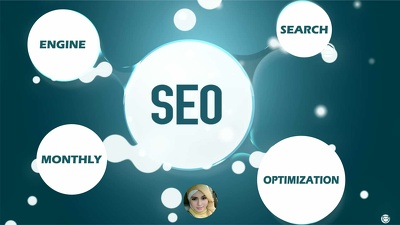 Provide monthly SEO service for 03 keywords google 1st page