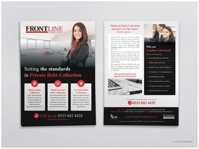 Design a Custom Flyer / Leaflet