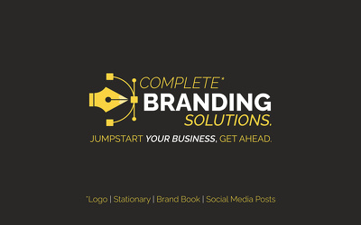 Design a logo+Unlimited Revisions+Source File+1$ Business Card
