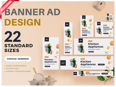 Banner design professionally