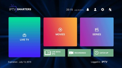 Develop IPTV streaming software for Android and web TV streaming
