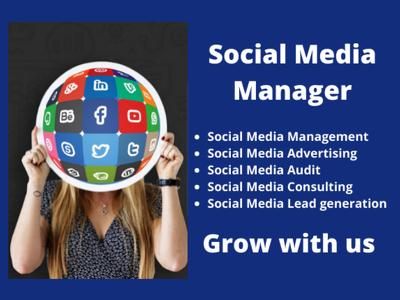 Market your social media channels