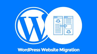 Migrate your WordPress website to your new webhost