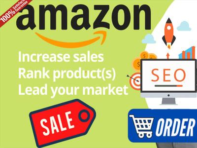 Do amazon listing optimization and SEO product description