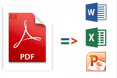 Convert to PDF. (1Gig = 5 pages)