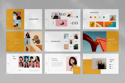 Design awesome brochure / PPT