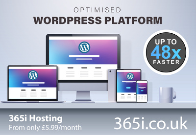 Create wordpress small business website