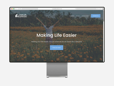 6 page website for you