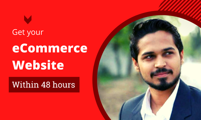 Create online store or eCommerce website