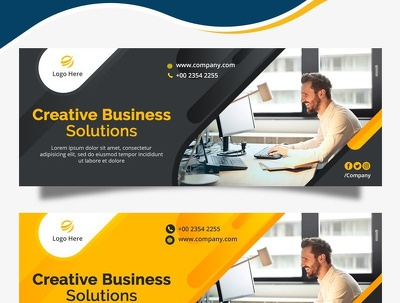 Facebook cover design professionally