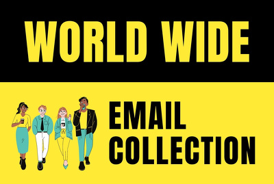 Do worldwide targeted email collection
