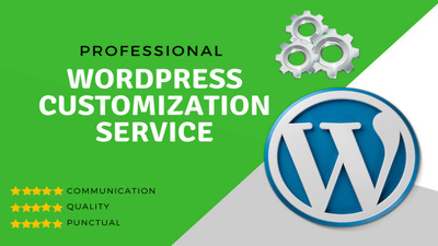 WordPress website customization | Add plugins and solve bug