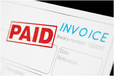 Provide one hour of professional credit control invoice chasing
