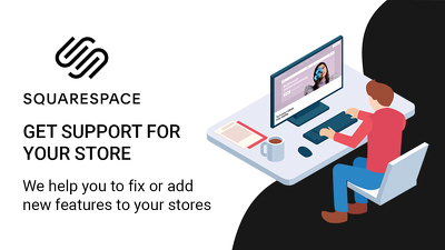 Update / Fix / Troubleshoot and support for your Squarespace web