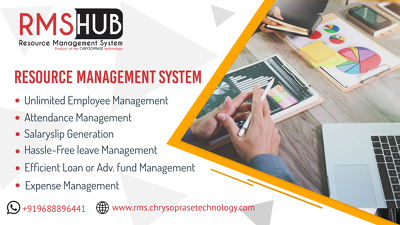 Implement Resource Managment System / Employee Portal