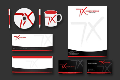 Design Business Card or Letterhead (Unlimited Revision)