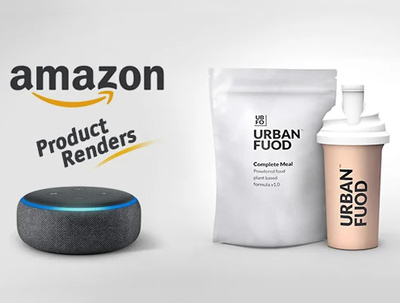 Be your Amazon 3d Product Video Designer