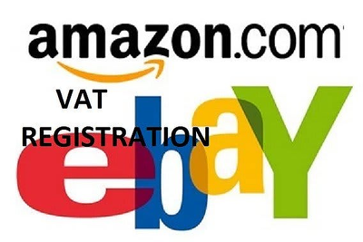 Do Amazon Ebay UK Vat Registration and Provide FREE Tax Advice