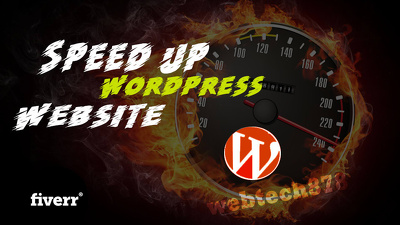 Speed up any wordpress site