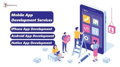 Develop your custom Mobile application with trending features