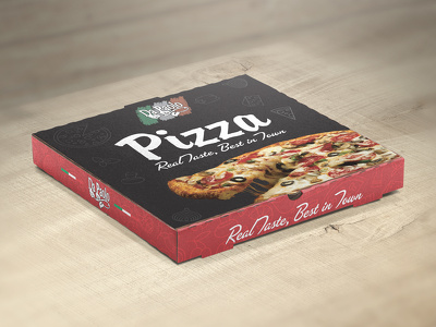 Design awesome pizza box, burger and product package