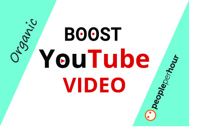 Promote any YouTube Videos and YouTube marketing