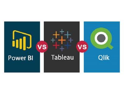 Build a custom dashboard on Tableau, Powerbi, Qlik sense, Excel