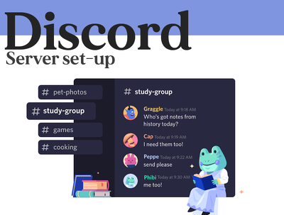 Set up your Discord Server