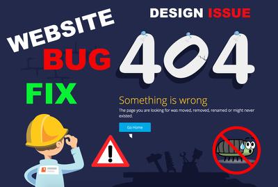 I will fix w3c validate, HTML, css code errors