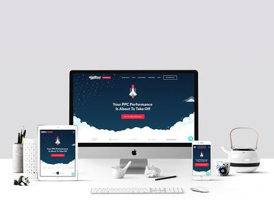 Create a professional business wordpress website
