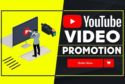Promote Youtube Video on 600 Top Video Sharing Sites Boost