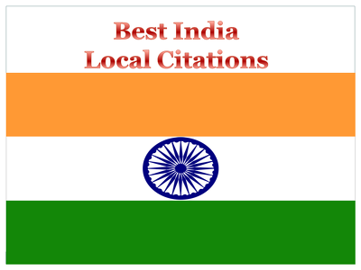 Will create 80 best India local citations