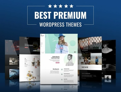 Develop a responsive and SEO friendly Wordpress website