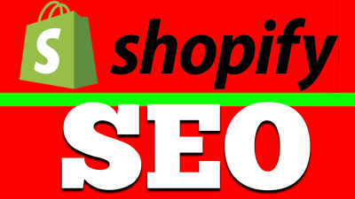 Shopify SEO for 1st page ranking Google