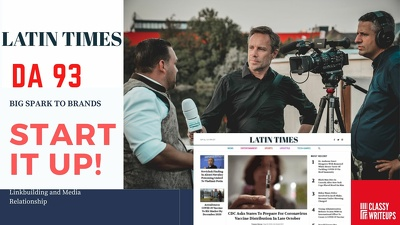 land You Featured Post at LATINTIMES USA DA 93