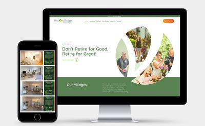 Do website design and development