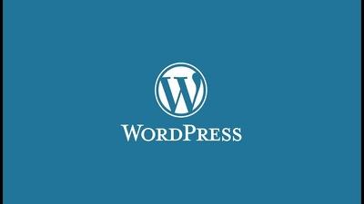 Develop informative website in wordpress