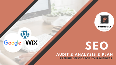 Do detailed SEO audit for your website