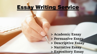 Write well-researched ESSAYS