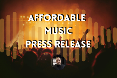 Write a press release for your band